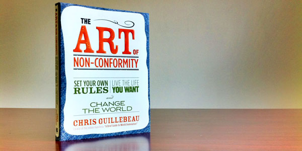 """Video: Grab the Bananas (and win a copy of """"The Art of Nonconformity"""" by Chris Guillebeau)."""