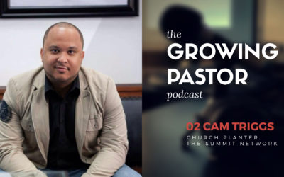 Cam Triggs on mentorship, seminary, and connection with Christ