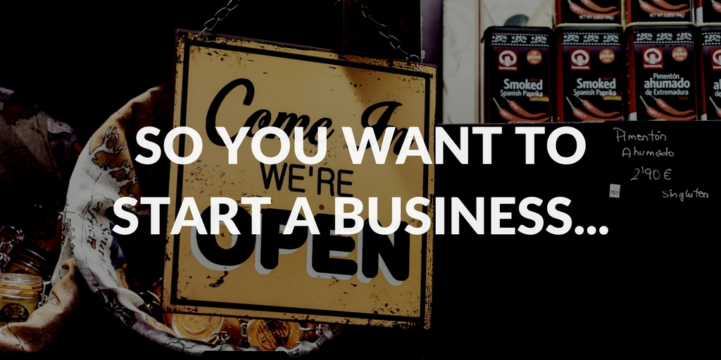So you want to start a business. Answer these three questions first.