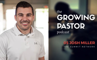 Josh Miller on leadership development, spiritual disciplines, and ministry training
