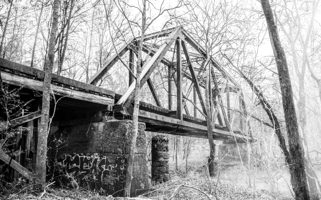 Eno River Railroad Bridge