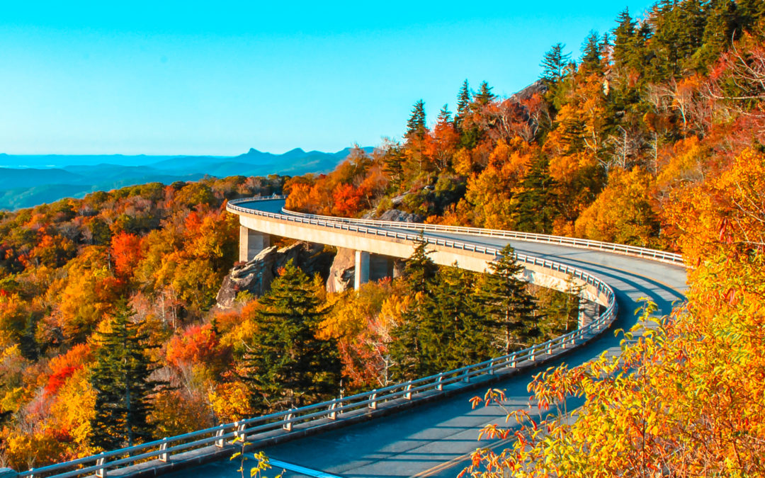 Linn Cove Viaduct (Blue Ridge Parkway)